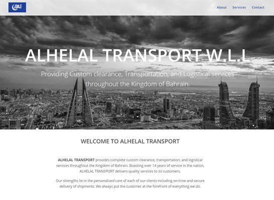 Alhelal Transport